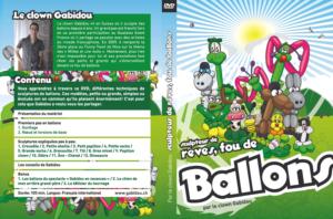 Pochette du DVD didactique